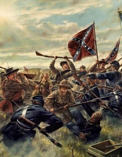 The rise of the Confederacy