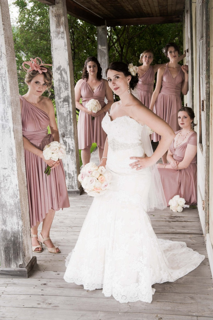 Infinity dresses the working bride - Infinity Dress The Amazing Wrap It A Hundred Ways Dress In Your Color Choices
