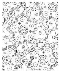 Resultado de imagem para dover coloring pages exotic flowers