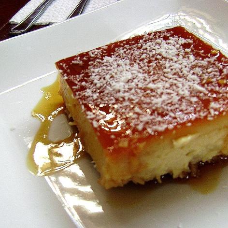 Tocino del cielo peruano. Ver receta: http://www.mis-recetas.org/recetas/show/26380-tocino-del-cielo-peruano