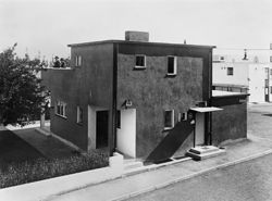 weissenhofsiedlung. stuttgart. 1927 . bruno taut