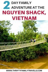 If you�re looking for a fun, off the beaten path adventure in Vietnam, you have to check out the Nguyen Shack. This unique accommodation in Vietnam was such a cool experience. If you�re looking for an interesting place to stay in Vietnam with your family,