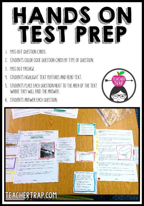 Hands On Test Prep- fun