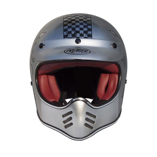 #Premier #Trophy #Carbon #MX #NX #Helm #verchromt Buy yours on www.helmade.com