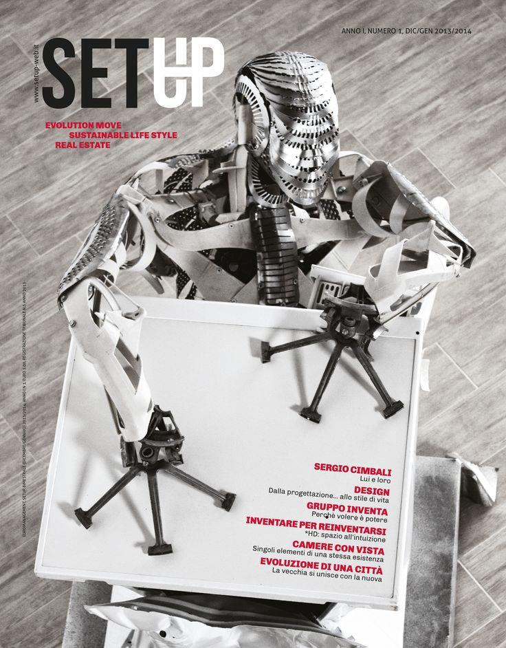 Setup N°1 - Cover