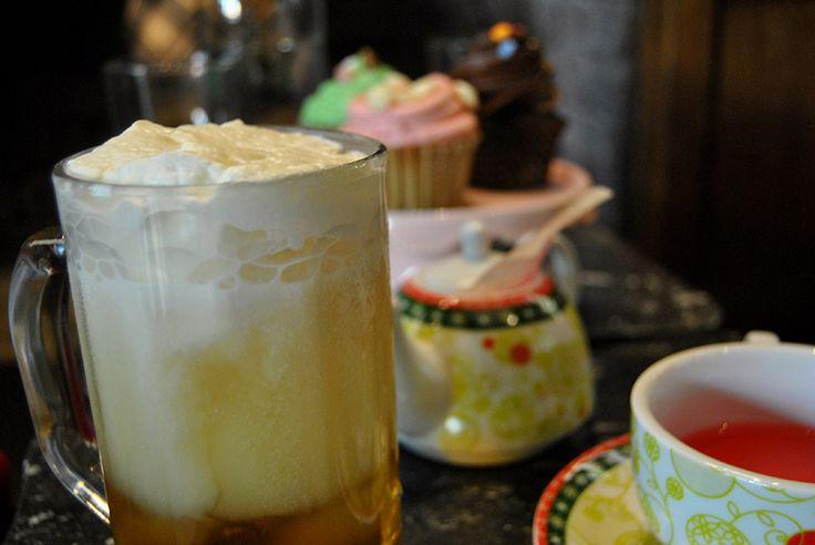 Athens Stories | Cap Cap, Egaleo: Tea and butterbeer...Official website: www.capcap.gr