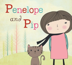 ♥ Penelope and Pip!Pip Illustrationscr