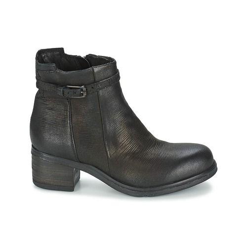 Bottines / Boots Mjus TUZLA Noir 350x350