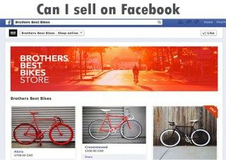 Selling On Facebook Can I Sell On Facebook How To Sell On