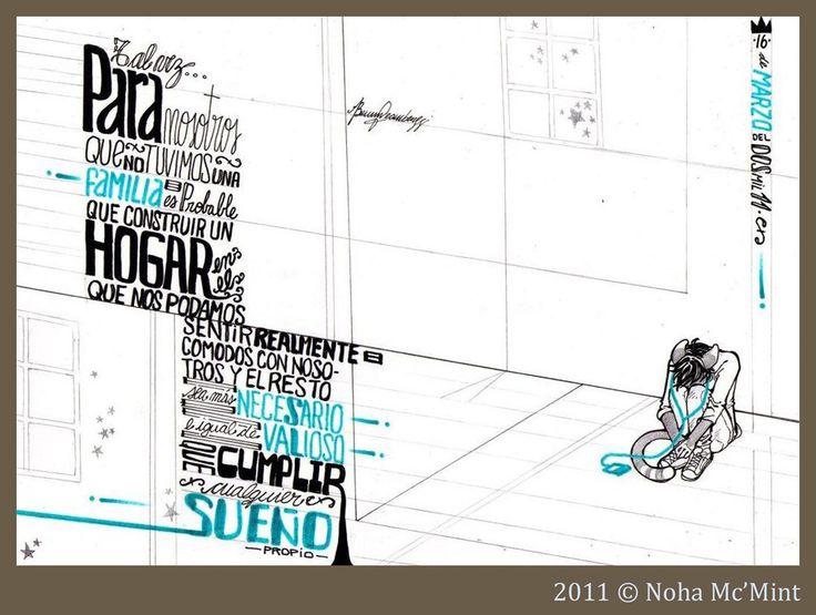 Nana fan art. I love you Ai Yazawa 2011