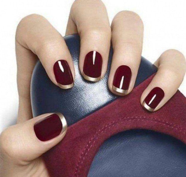 13 formas distinta de hacerte la manicura francesa, ¿Cuál te gusta más? | LikeMag | We like to entertain you