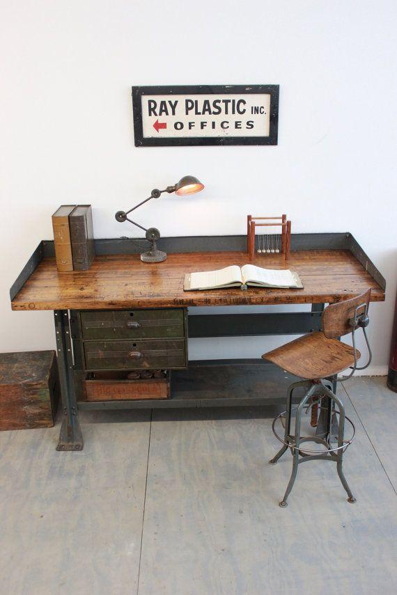 Best 25+ Vintage Industrial Bedroom Ideas On Pinterest