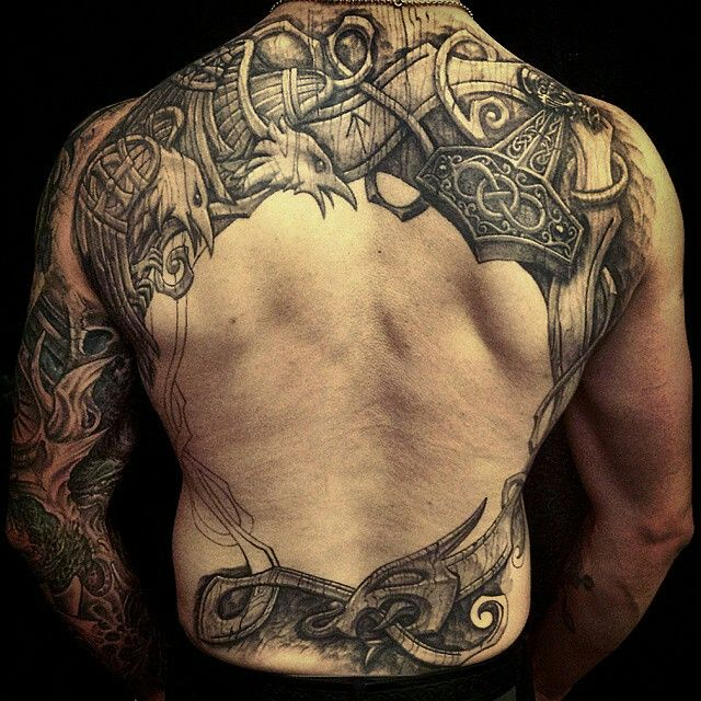 187 best viking tattoos images on pinterest viking tattoos tattoo ideas and celtic tattoos. Black Bedroom Furniture Sets. Home Design Ideas
