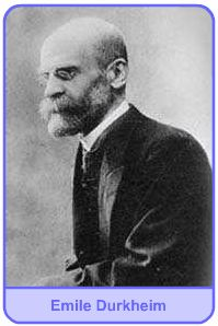 Durkheim saw religion as a unified system of beliefs about the nature of sacred things. He also thought shared religious beliefs lay at the heart of social consensus as it set the rules for social interaction and offered social solidarity.