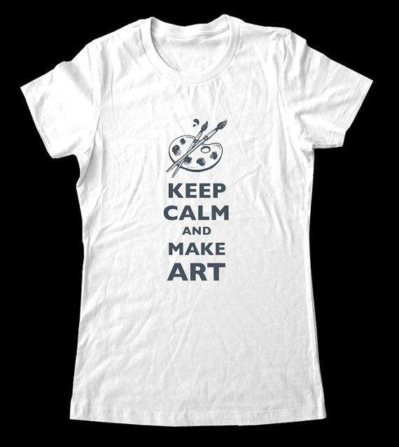 Výsledek obrázku pro art t shirt funny