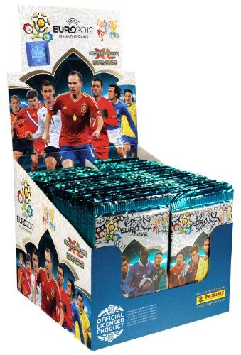 Panini – Panini UEFA Championnat d'Europe de football 2012 Adrenalyn XL p | Your #1 Source for Toys and Games