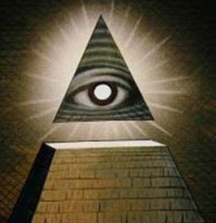 the all seeing eye illuminati symbol