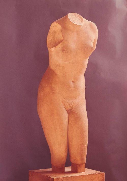 julietteteste:  Aphrodite de Cnide, Praxitèle