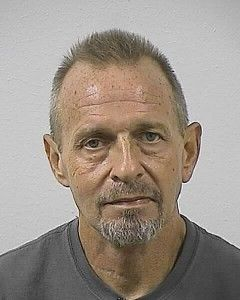 """Gerale Perry Jr. White Male, 5'08"""" 163 lbs • DOB 01/04/1959 56 years of age • Gray hair, Blue eyes • Perry's last known address was Salisbury MD • Perry is wanted by the Sheriff's Office on a District Court Bench Warrant issued for Failure to Appear in March 2014 on the charge of CDS Possess Not Marijuana and Paraphernalia • The preset bond is $10,000 • Perry has history of DRUG ABUSE"""