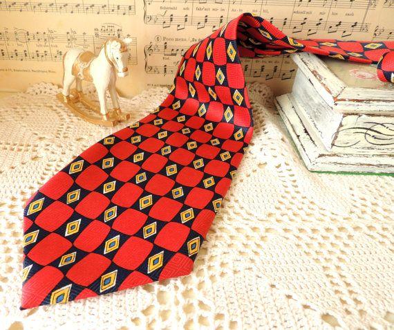 Vintage Tie Necktie Cravat Neckcloth Collectibles