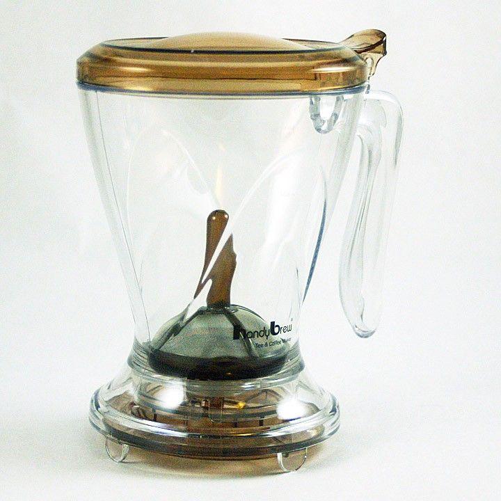 Coffee Maker Handy : Handy Brew Coffee & TEA Maker Equipment & Appliances Pinterest Coffee & tea, French and ...