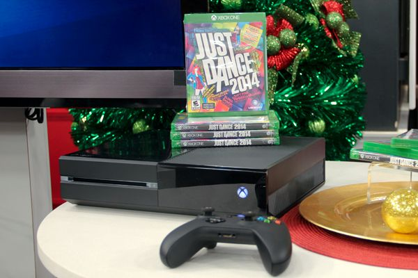 Top Tech Gifts: Xbox One and Just Dance 2014