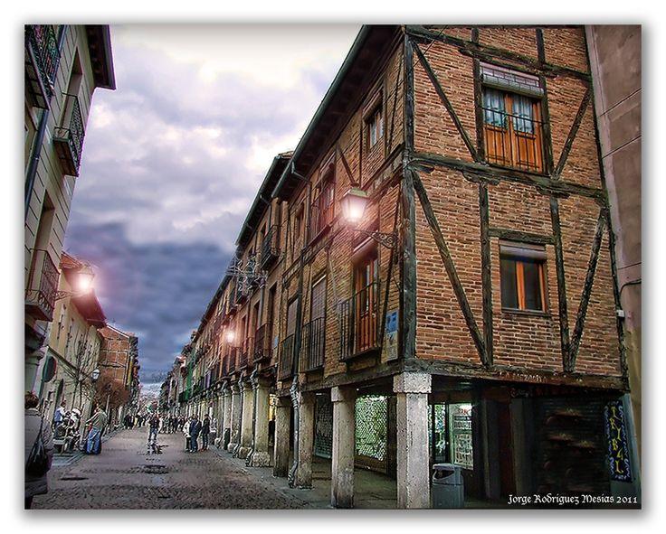 Alcalá de Henares. Madrid