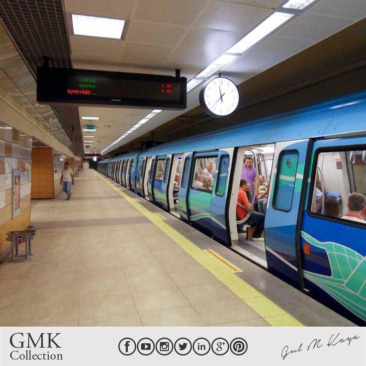 Üsküdar-Ümraniye Metro Hattı 15 Aralık Cuma günü açılıyor! 🚇📢🚏 Üsküdar- Ümraniye Metro Line opens on Friday, December 15th!🚇📢🚏