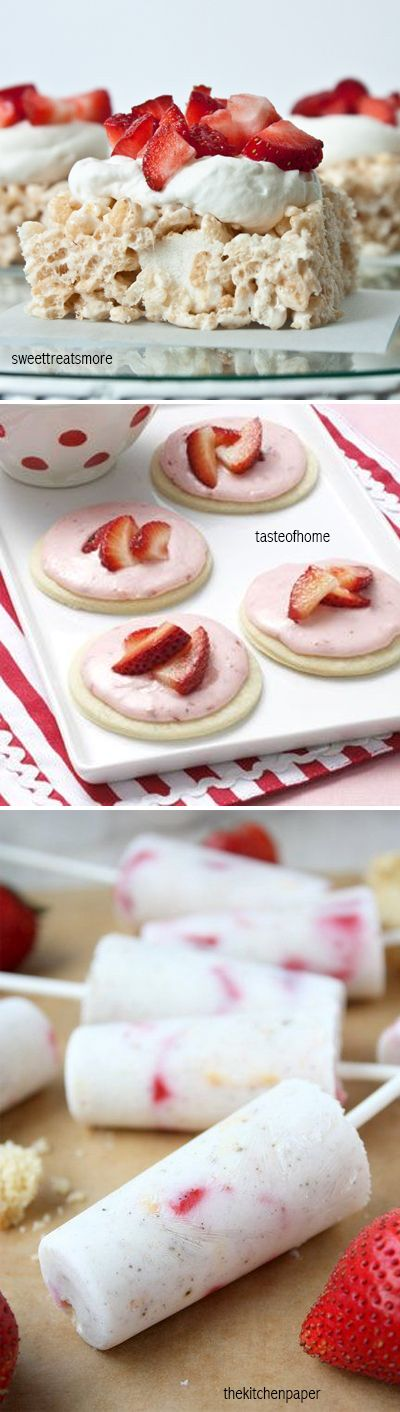 449 best strawberry desserts images on pinterest conch fritters yummy strawberry dessert recipes forumfinder Images