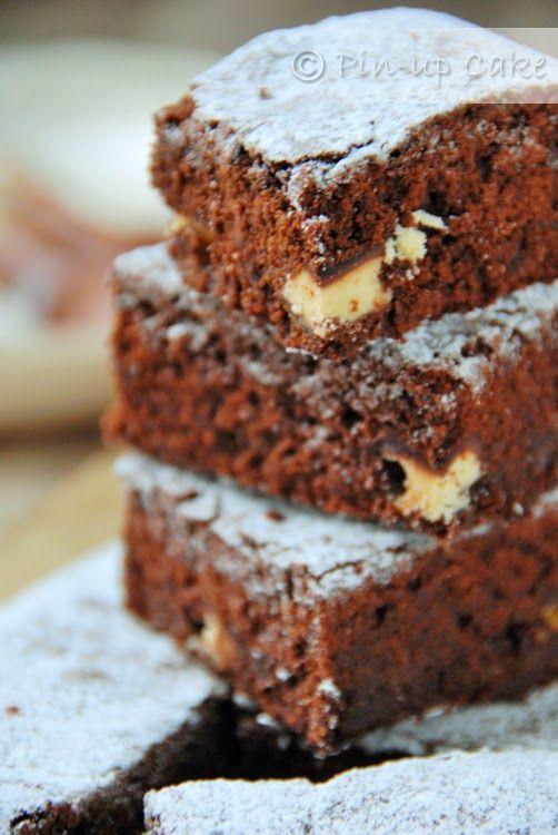 Choc-Mint Brownies