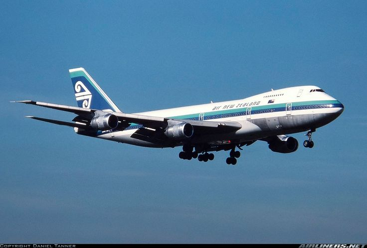 Air New Zealand ZK-NZX Boeing 747-219B aircraft picture