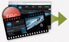 Camtasia Studio 8 for Windows. Allows you to make a video recording of anything happening on your computer screen. A great way to capture online videos or create training videos involving online activity. Also available for Mac. $99