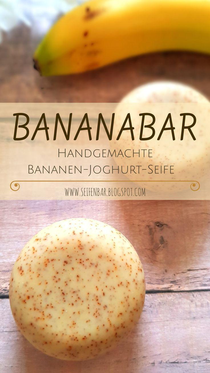 Bananabar – Handgemachte Seife mit Bio-Banane und …