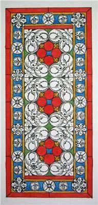 Средневековое искусство и готический орнамент Средневековое искусство и готический орнамент #93