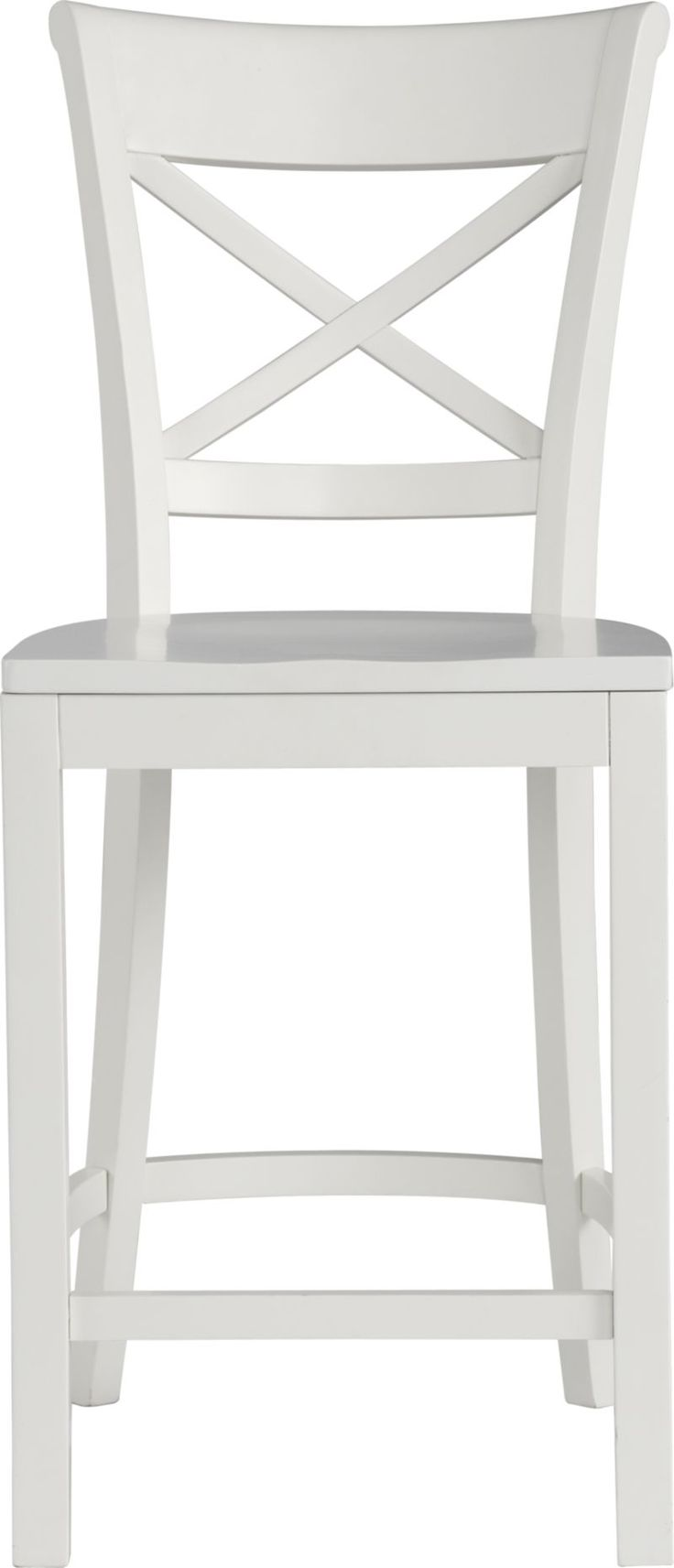 Vintner 24  White Counter Stool | Crate and Barrel  sc 1 st  Pinterest & 36 best Counter Stools images on Pinterest | Counter stools ... islam-shia.org
