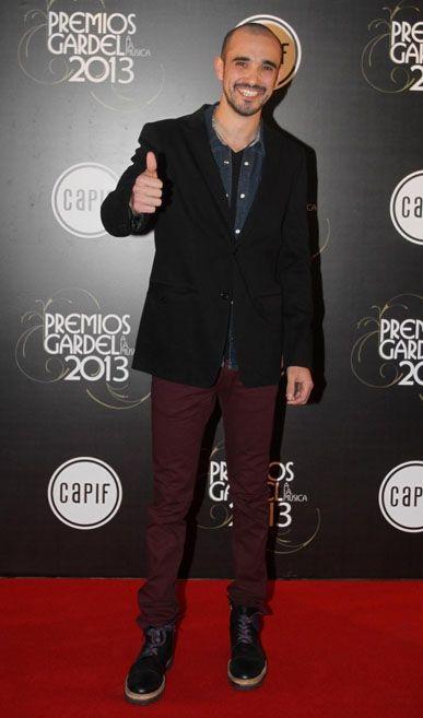 Abel Pintos - Premios Gardel 2013