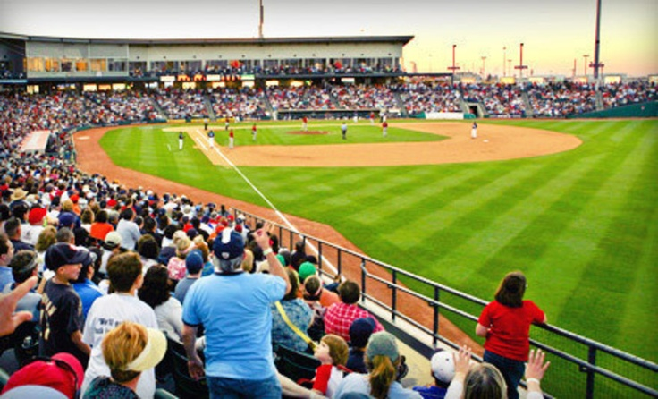 Groupon - Corpus Christi Hooks Minor-League Baseball Game for One or Four at Whataburger Field on April 7, 8, or 9 (Up to 51% Off). Groupon deal price: $6.00