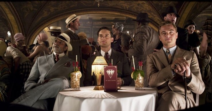 Actors Amitabh Bachchan, Tobey Maguire and Leonardo DiCaprio do justice by 1920s styles in impressive looks from The Great Gatsby.