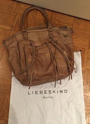 Kaufe meinen Artikel bei #Kleiderkreisel http://www.kleiderkreisel.de/damentaschen/handtaschen/127699964-liebeskind-tasche-braun