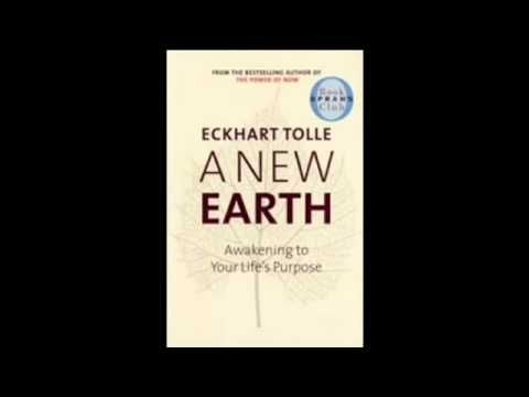 EARTH ECKHART A NEW TOLLE