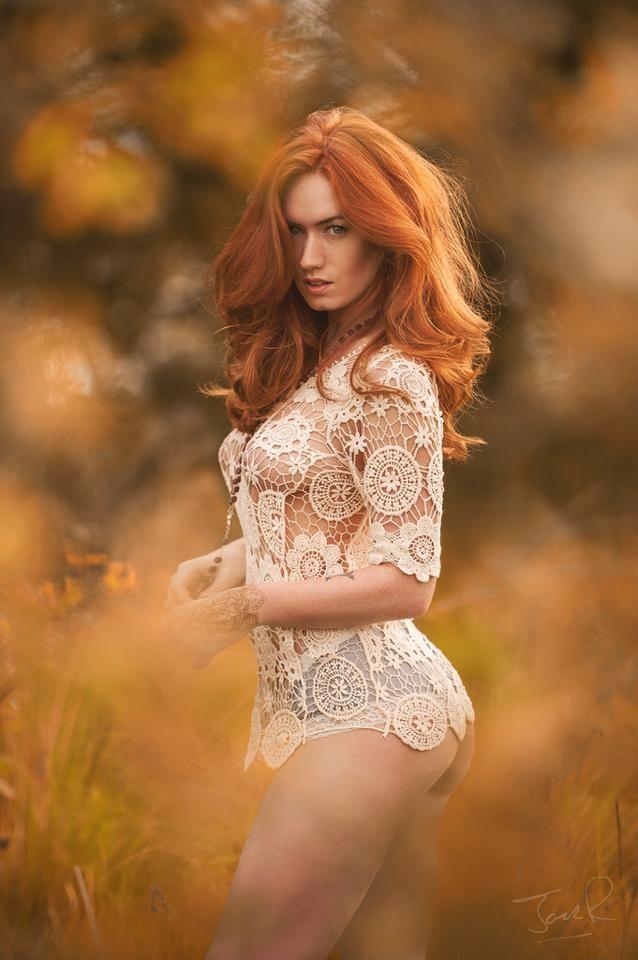 Jenny Osullivan In 2019  Beautiful Redhead, Hottest -8667