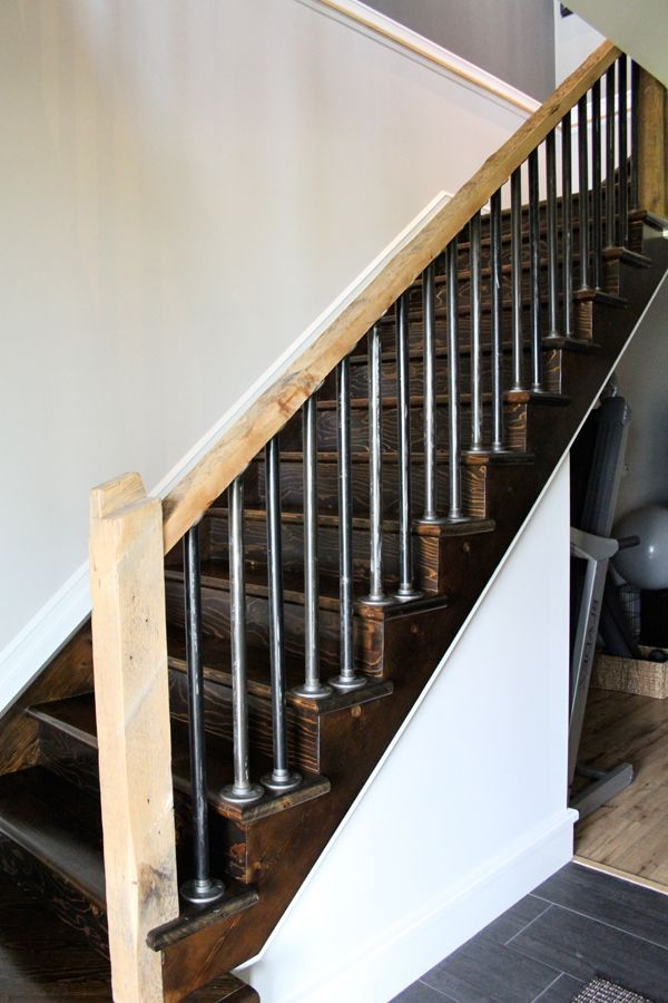 12 best railing options images on Pinterest | Stairs, Railing ...