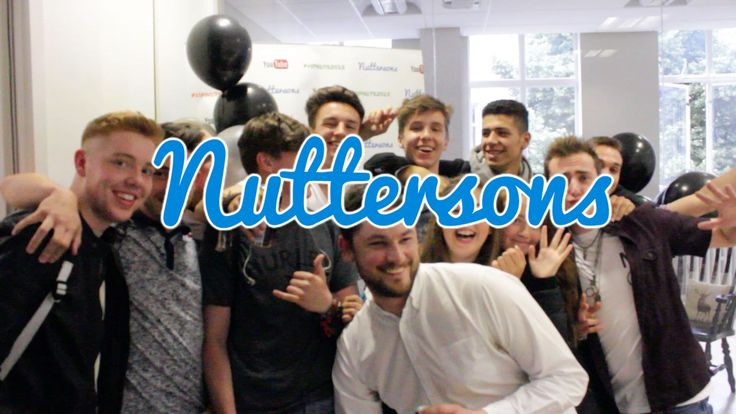 Youtubers Manchester. Have a look how much fun is captured in this vlog. Thank you so much to Patrick (heyBombis) for this amazing video of Nuttersons campaign. You can see all the behind the scenes of #VIPNuts2015 and meet the team and youtubers! Enjoy!