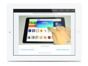Learn How To Use The iPad