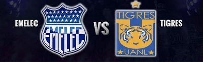 Blog de palma2mex : Copa Libertadores: Emelec vs Tigres en juego de Id...