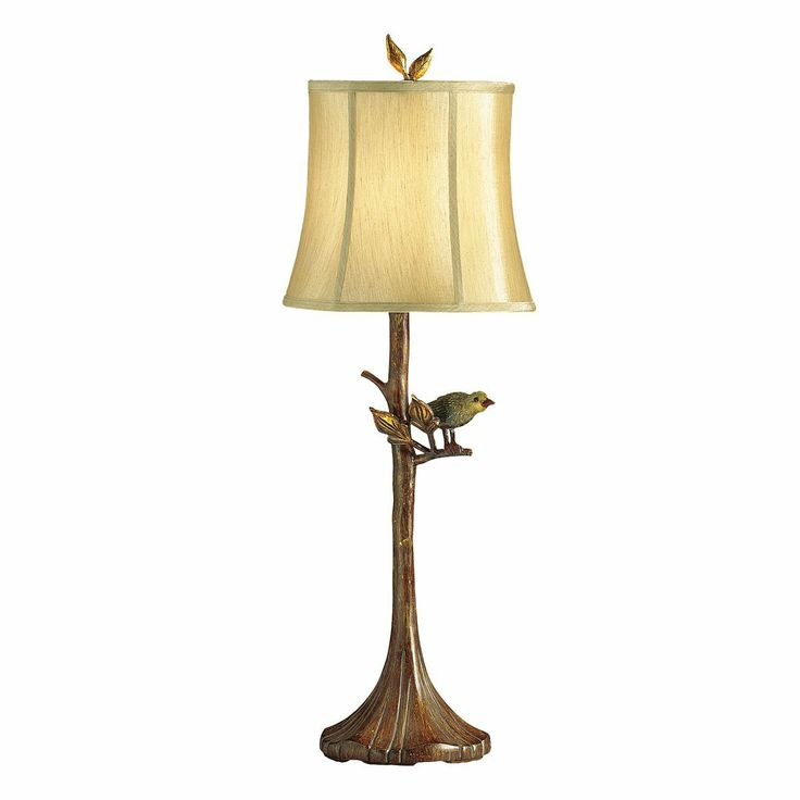 Kichler lighting 70282 the woodlands 29 5 inch portable table lamp light caramel soft back