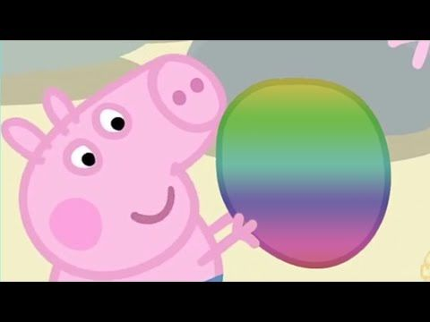 Peppa Pig English Episodes - New Compilation - Play with Many Playsets - Peppa Pig Toys Video - YouTube