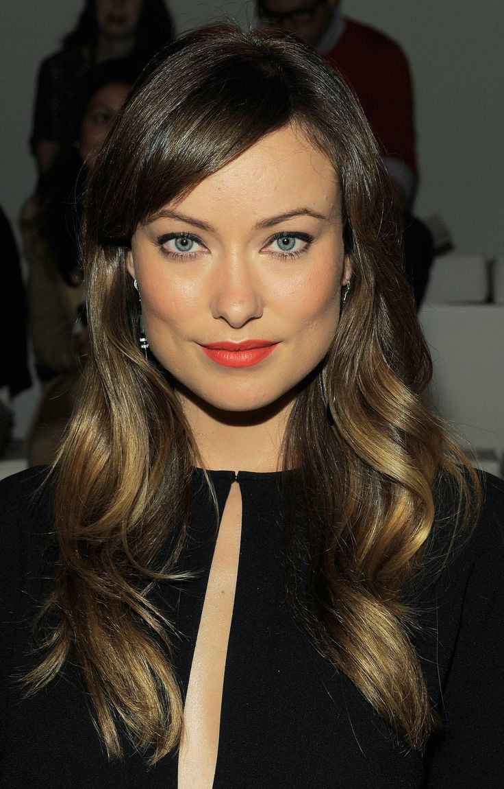 Square Face Bangs Hairstyle 8 Best Images About Square Face Shapes On Pinterest Oval Faces