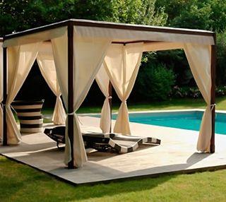 gazebo piscina