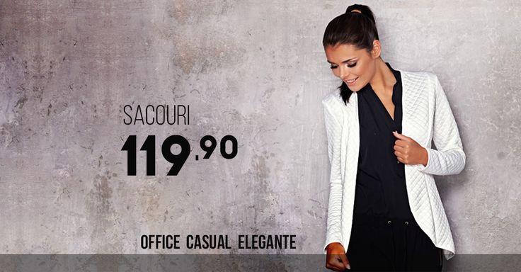 Sacouri dama elegante #prettymodaro #sacouridama #office #casual #elegante #dama